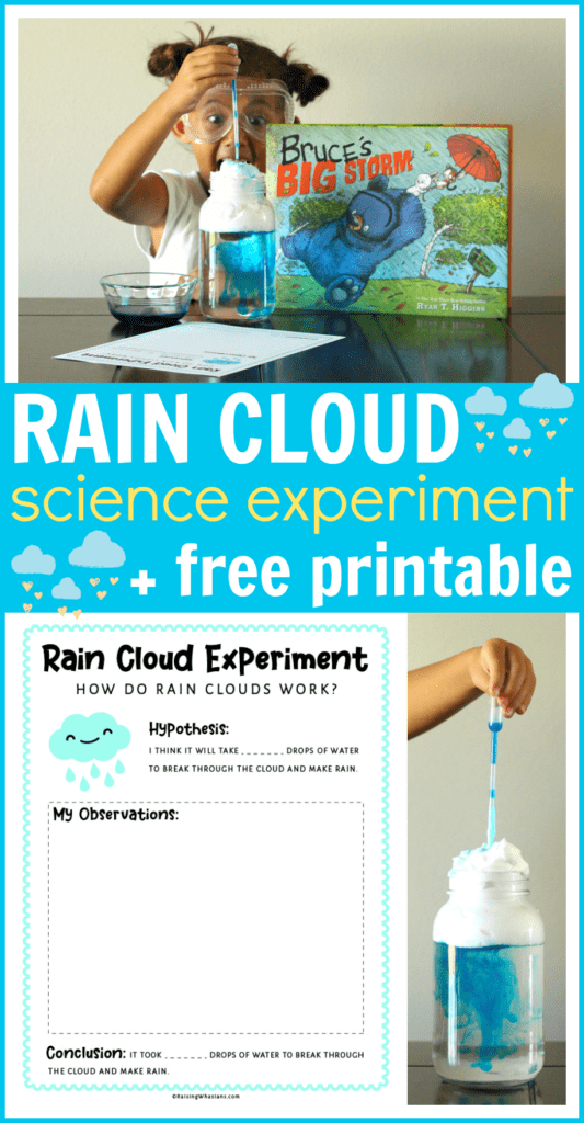 Rain cloud stem