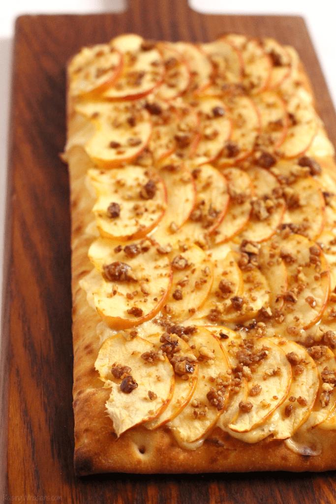 Best apple flatbread
