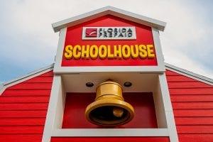 Florida prepaid schoolhouse now open