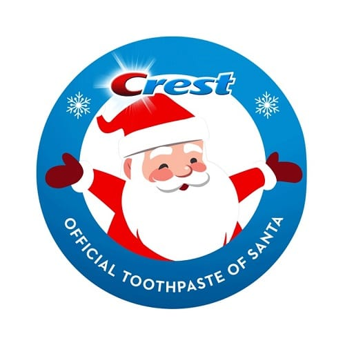 Crest holiday ad