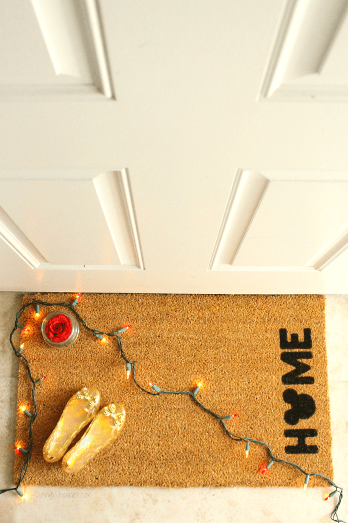 Easy DIY doormat