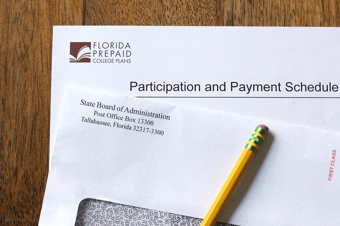 Florida prepaid refund check
