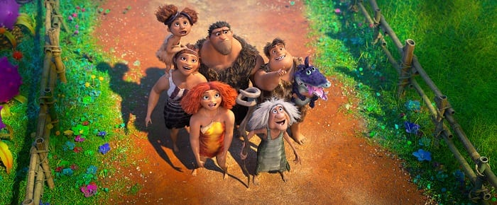 The Croods: A New Age movie review for parents