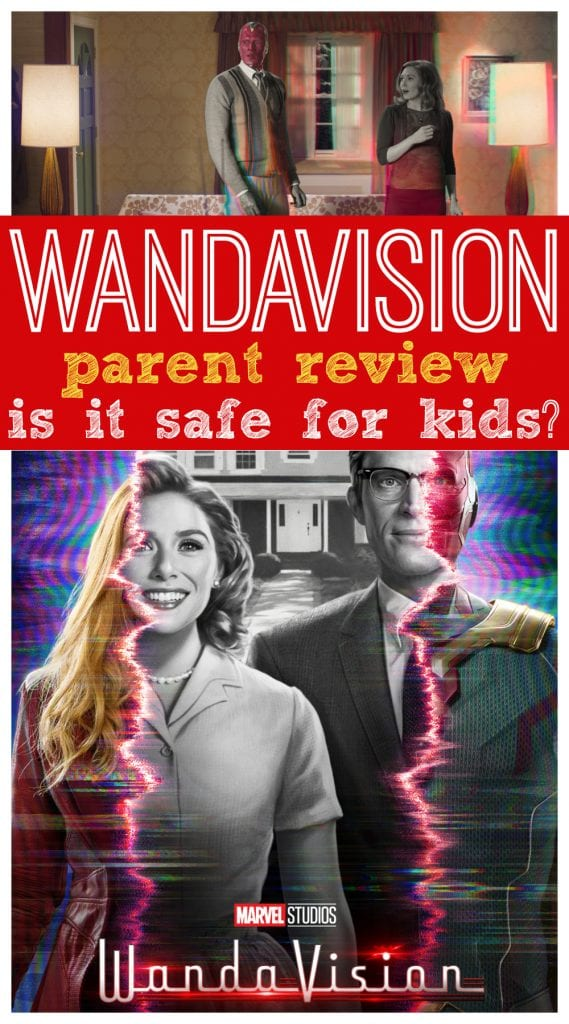 WandaVision parent review