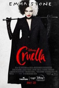 Cruella movie review safe for kids
