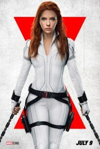 Black widow movie review safe for kids