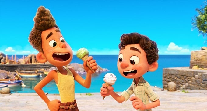 Luca movie review for kids