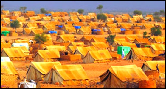 refugee camps pic