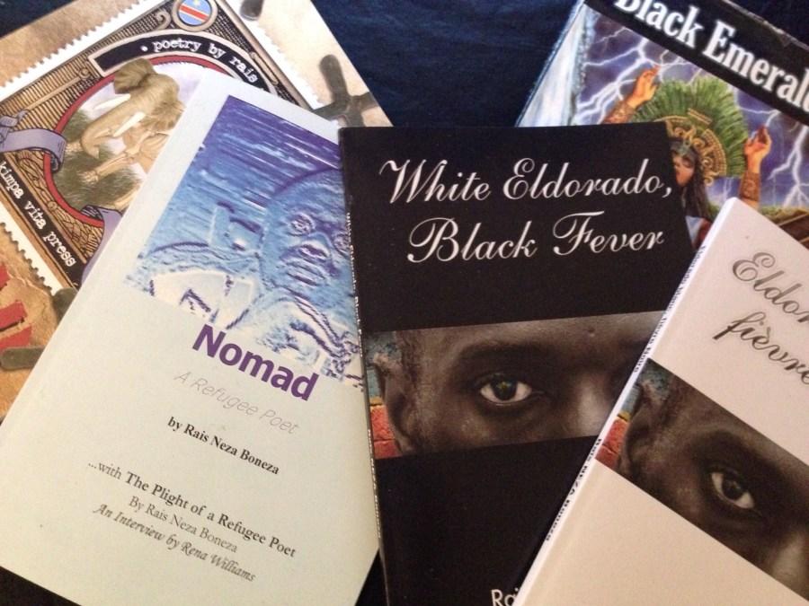 Ranja Bojer' bokanmeldelse : White Eldorado, Black Fever