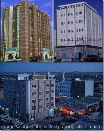 hargeisa one of the fastest growing city in africa