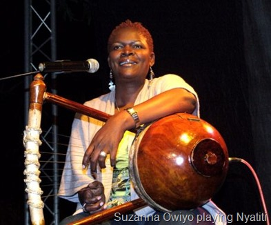 LUO NYATITI MUSIC FROM KENYA