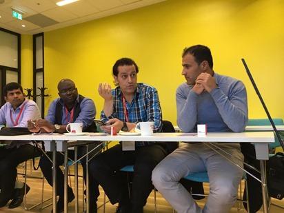 Gull og Gråstein-konferanse i solidaritet med eksiljournalister av Raïs Neza Boneza