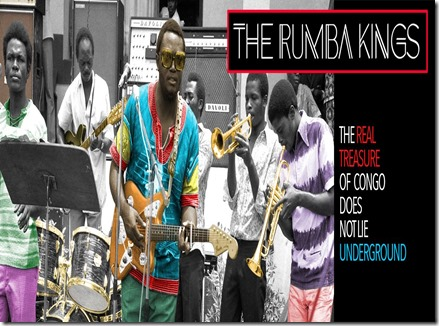 The Rumba Kings, a new upcoming documentary about the golden era of Congolese Rumba music By Rais Neza Boneza