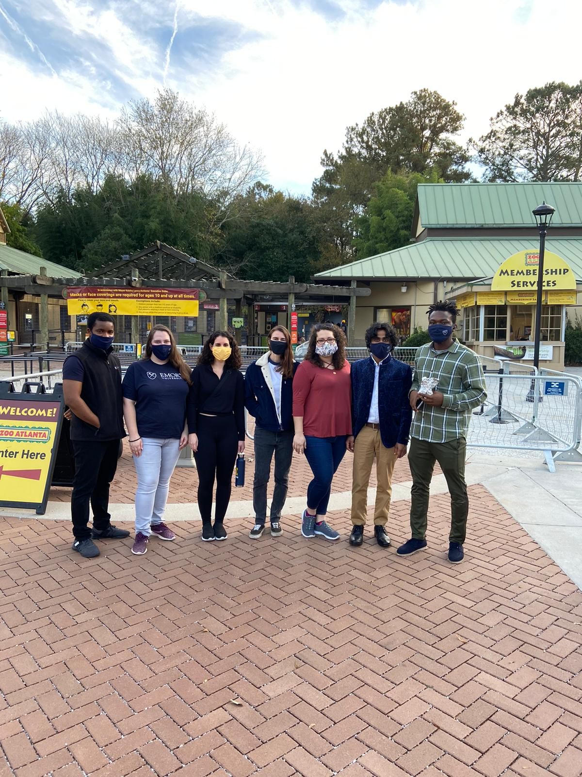 Atlanta Zoo outing