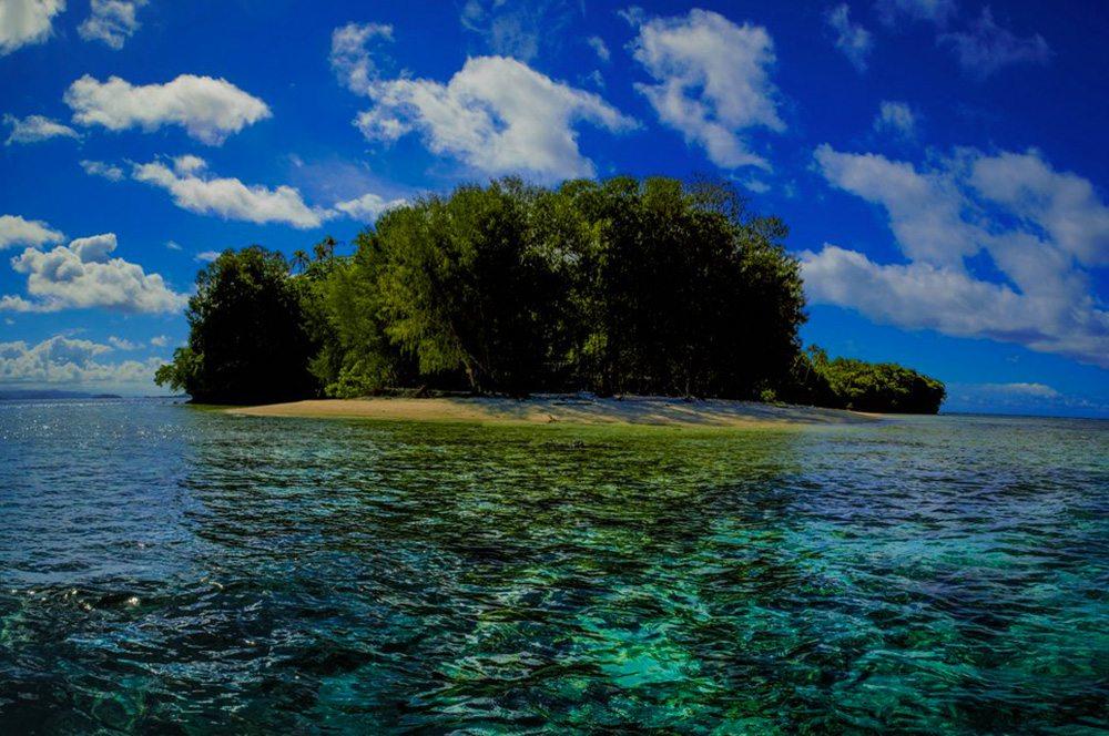 Excursiones Raja Ampat - Gam Island