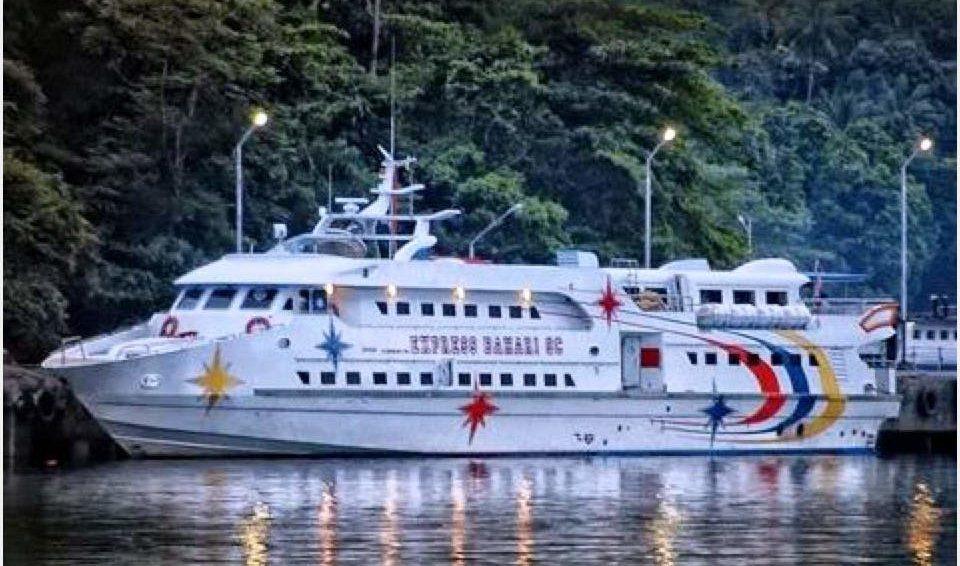 raja ampat transfer - ferry