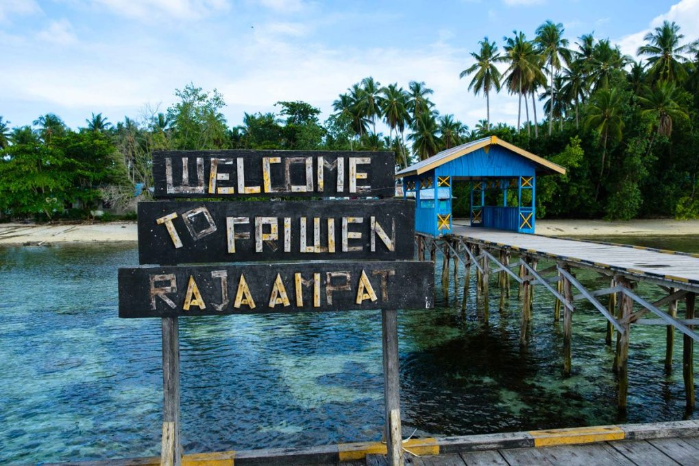 raja ampat activities - Local Villages