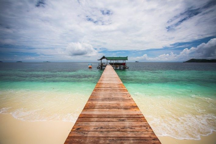 jetty view