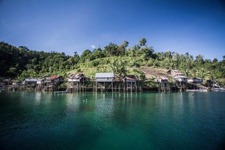 passage fisherman village