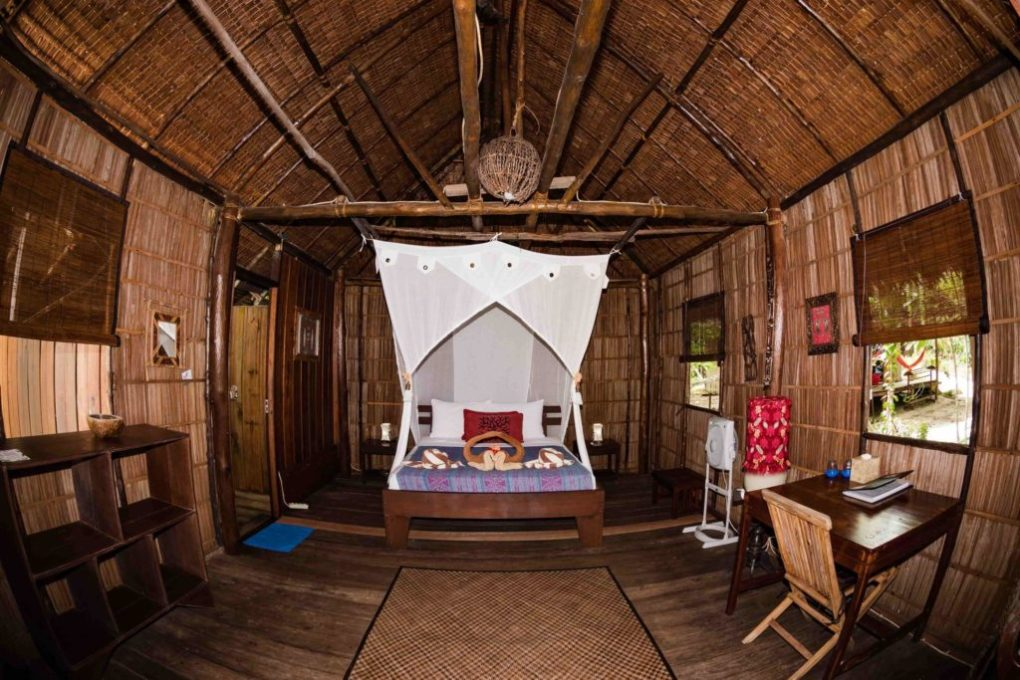Raja Ampat Accommodations - Standard cottage