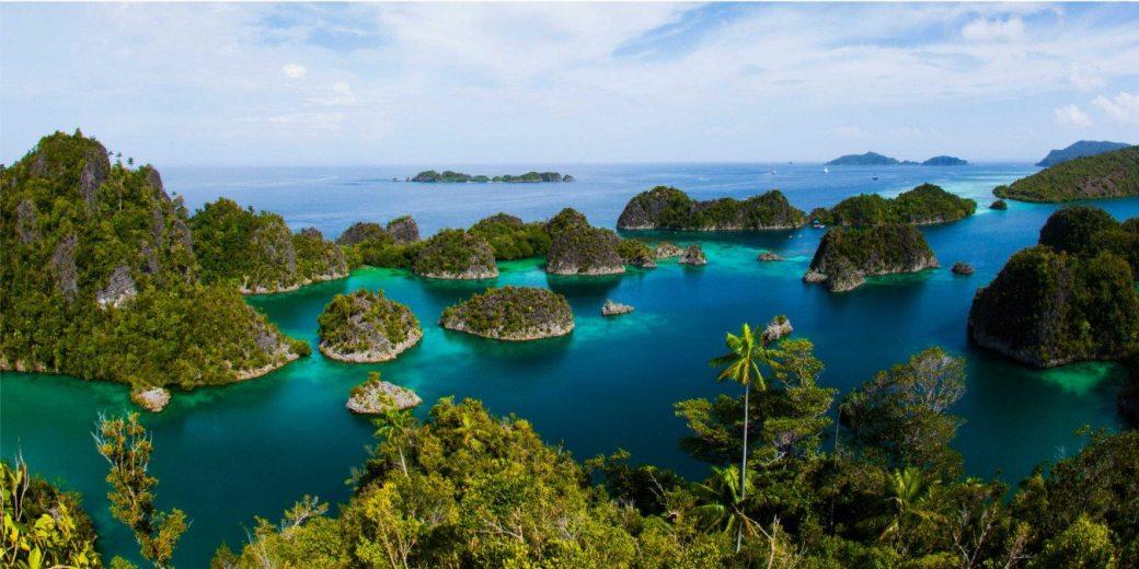 islas indonesia raja ampat