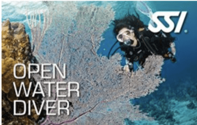 Discover Scuba Diving - Open Water diver SSI