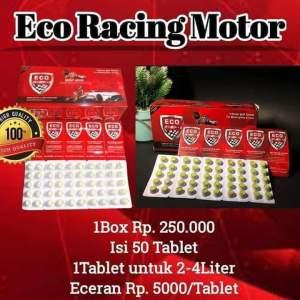 Cara Menggunakan ECO RACING MOTOR