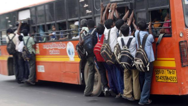 A bus journey in Chennai, India – An hour of abuse in route 27c (3/3)