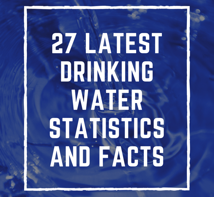 27 Top Drinking Water Statistics and Facts