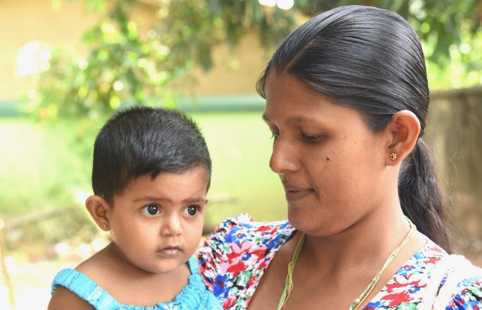 Improving lives of pregnant mothers and newborn children in Anuradhapura