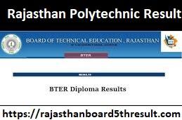 BTER Diploma Result 2020