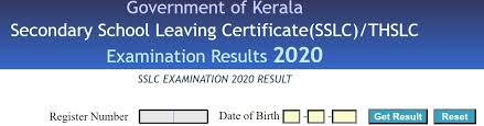 Kerala SSLC Results Name Wise 2020
