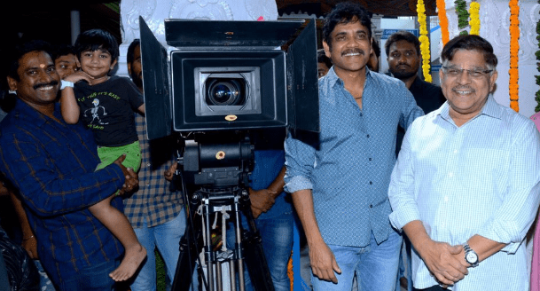 south star akhil akkinani new movie launch