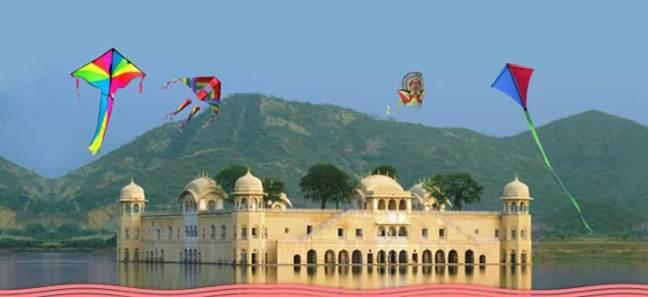 Kite Festival in Jaipur