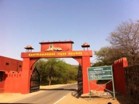 Ranthambhore Gate