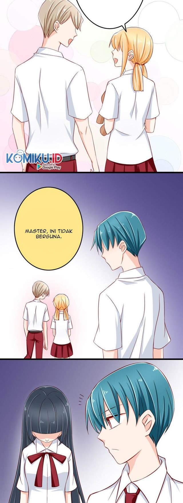 I Live With a Demon King Chapter 29