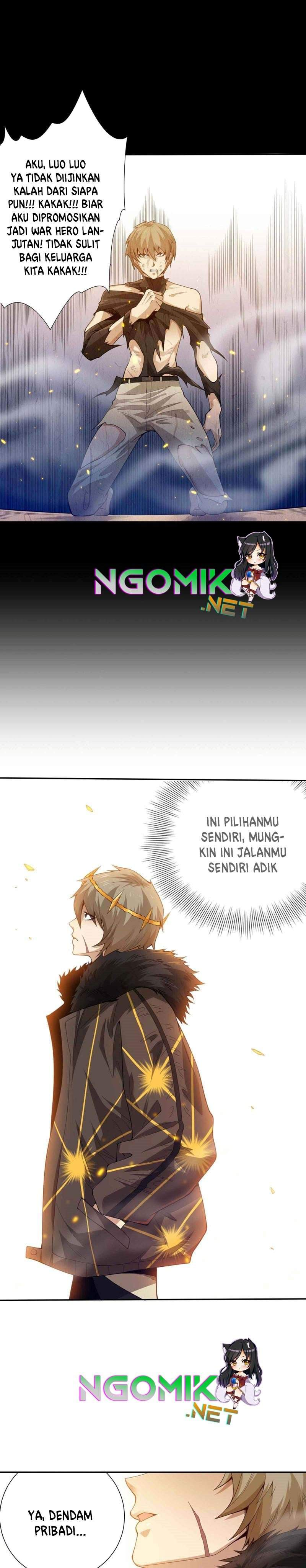 Ultimate Soldier Chapter 103