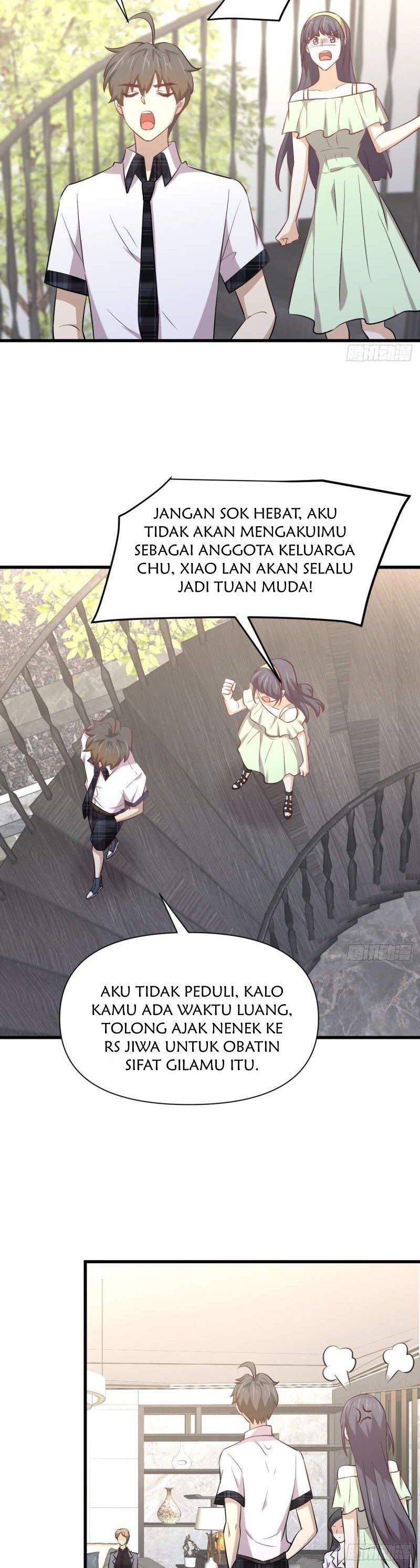 Immortal Swordsman in The Reverse World Chapter 232