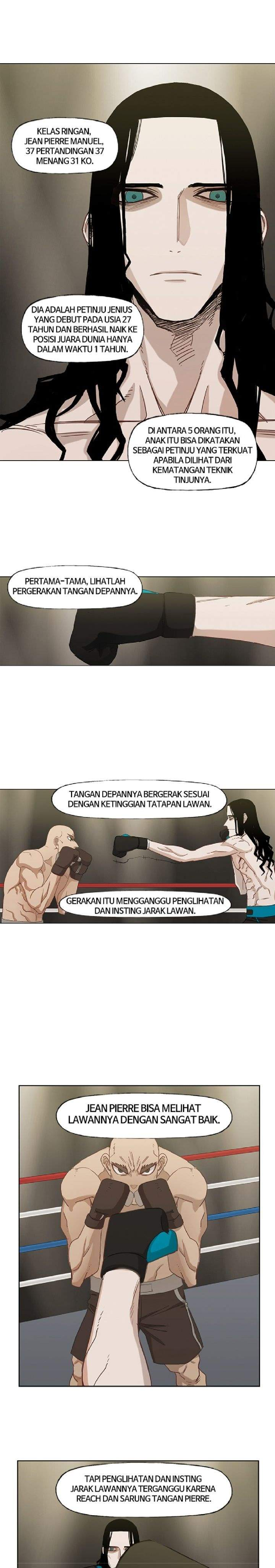 The Boxer Chapter 25
