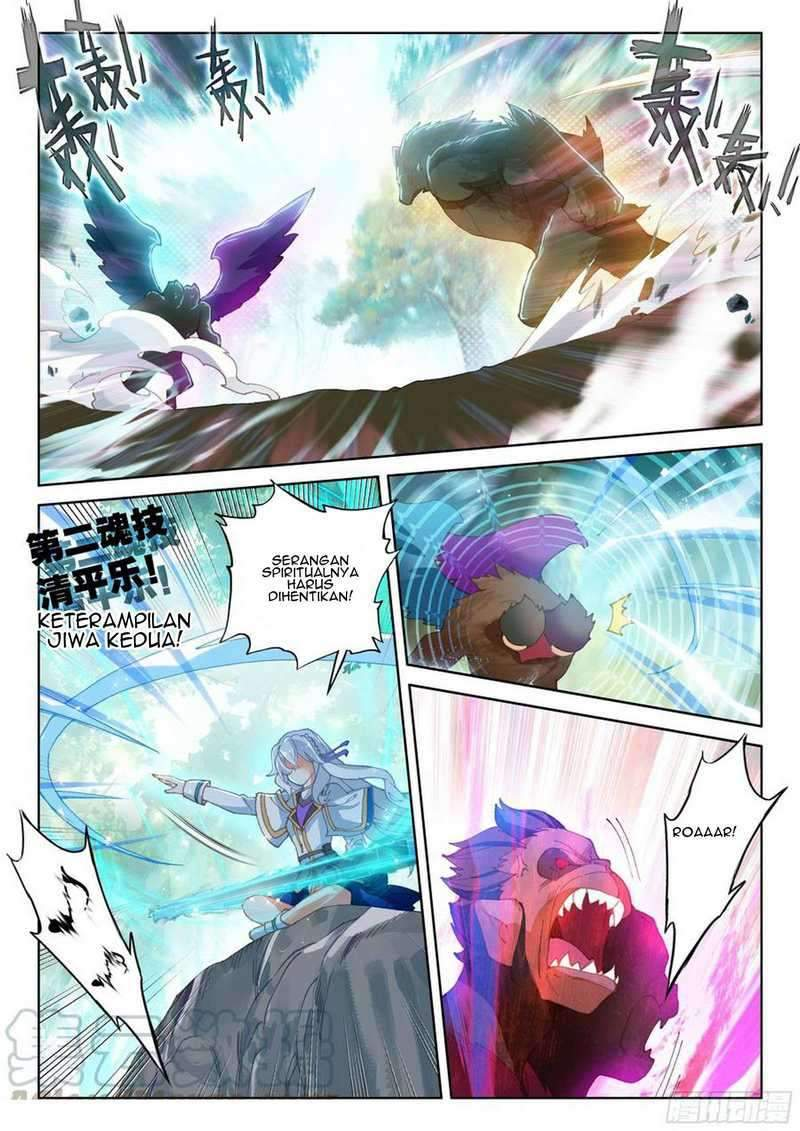Soul Land IV – The Ultimate Combats Chapter 154