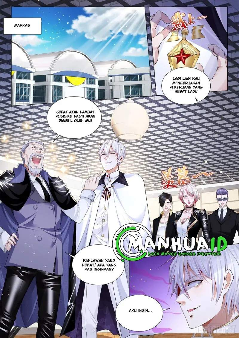 Shen Hao's Heavenly Fall System Chapter 293