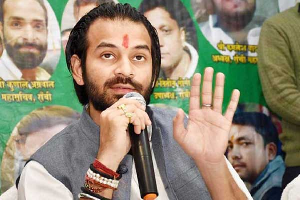 Tej Pratap said- first get PM Modi vaccinated, then we will get it also » NEWS READERS