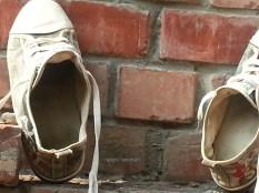 Dead shoes!!