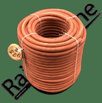 Courroie en cuir de 25 m Ø de 6 mm RM-A979-6-CR