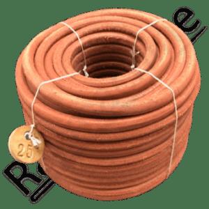 Courroie en cuir de 25 m Ø de 8 mm RM-A979-8-CR