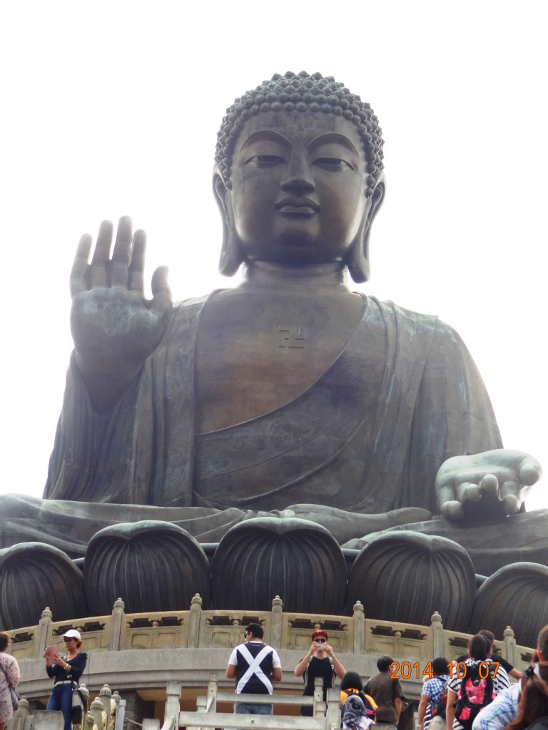 A Date With The Big Buddha & Ngong Ping 360