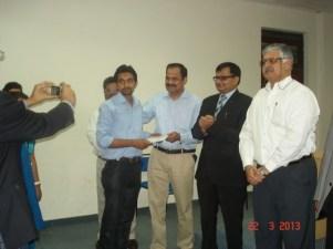Rajiv Bajaj at Amity University Noida