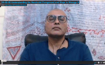 Understanding the Narcissist Foreground and Ways to Manage It