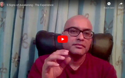 5 Signs of Awakening – The Experience