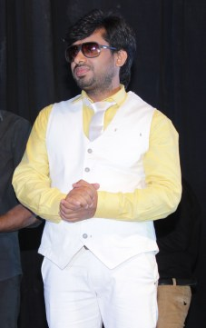Raj Mahajan at Music Concert